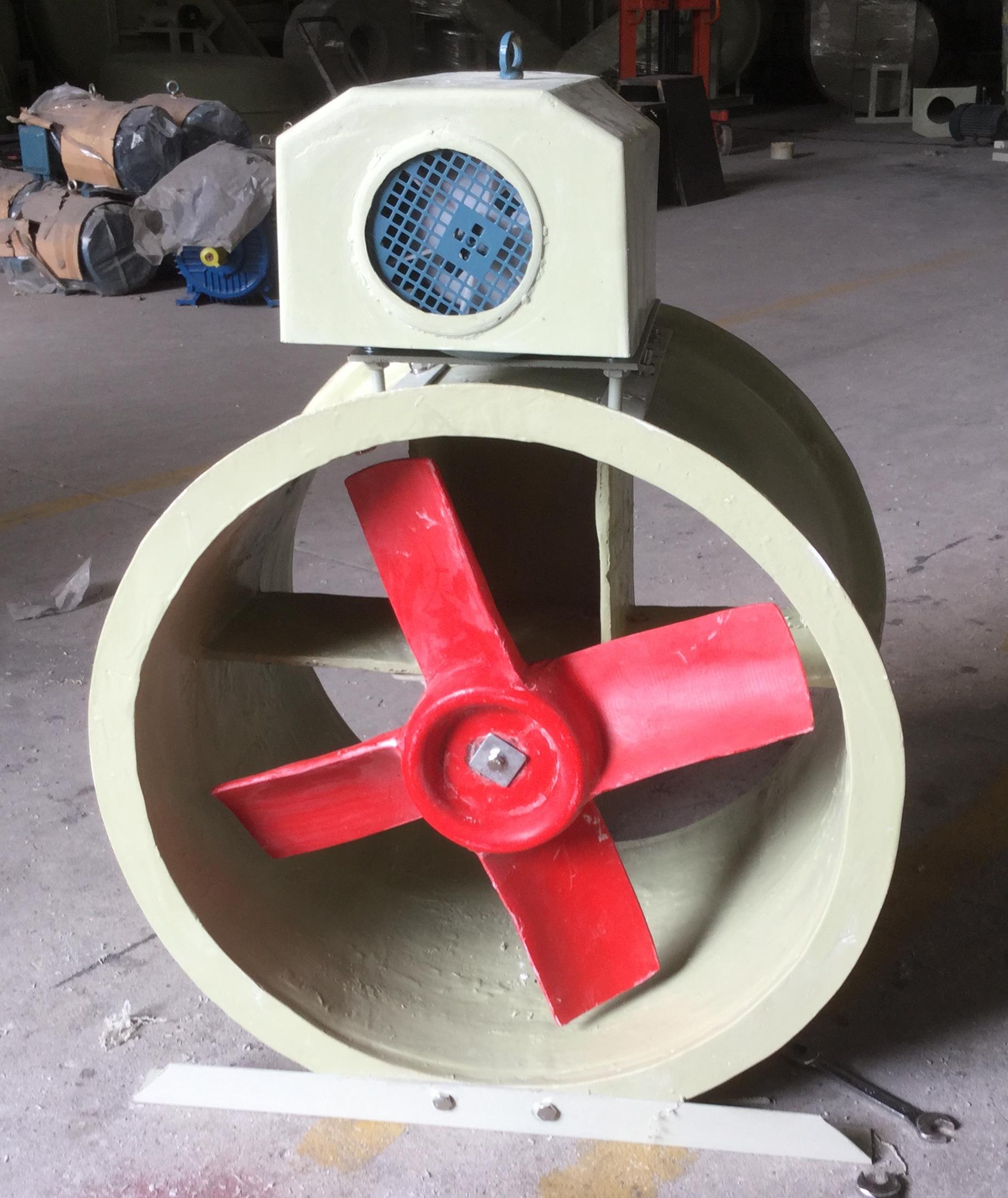 FT30-11玻璃鋼軸流風機