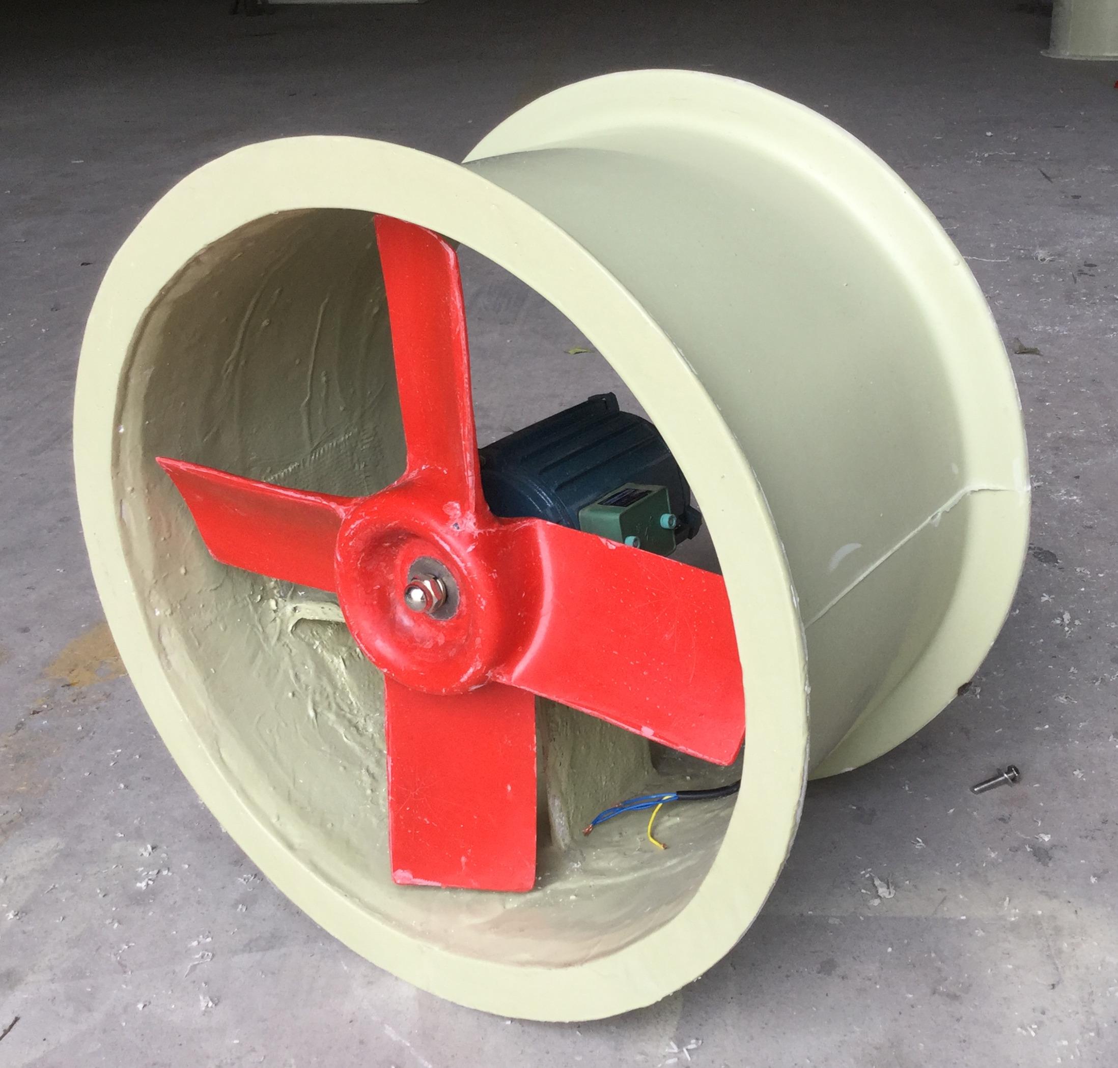 FT35-11玻璃鋼軸流風機