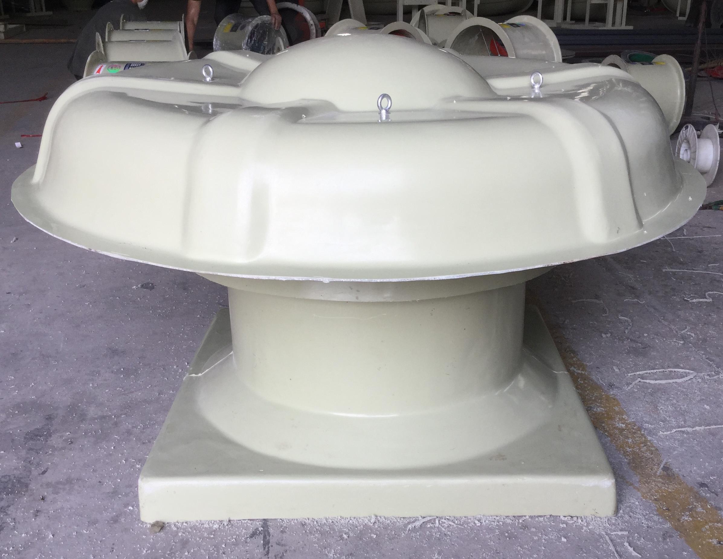 DWT-I玻璃鋼軸流屋頂風機