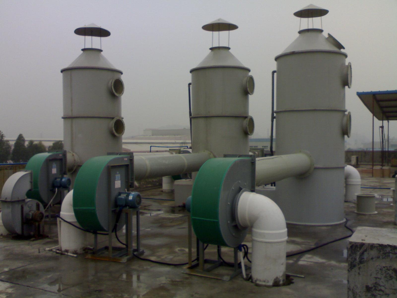 PVC4-62塑料防腐離心風機